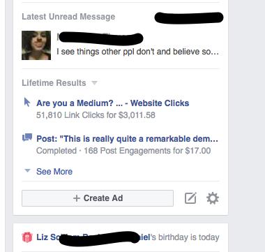 facebook for website traffic